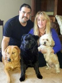Amaya w family