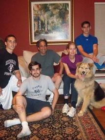 Baymax family pic