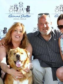 Gimme Shelter Levine family