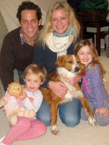 Lassie family pic1